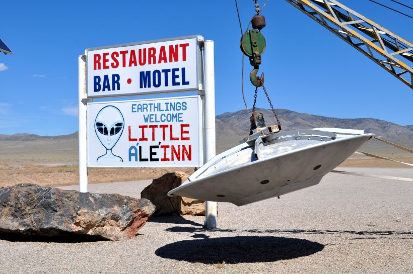Las Vegas tours and activities, photo tours, Area 51