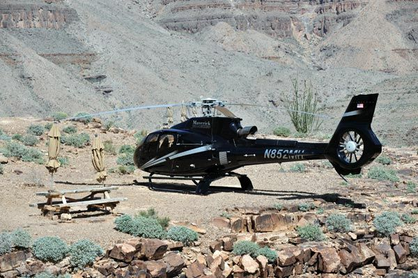 Las Vegas, Maverick Helicopters Tours, Grand Canyon, rafting