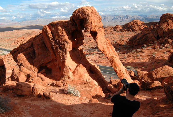 Las Vegas tours and activities, photo tours, Valley of Fire, Lost City Museum